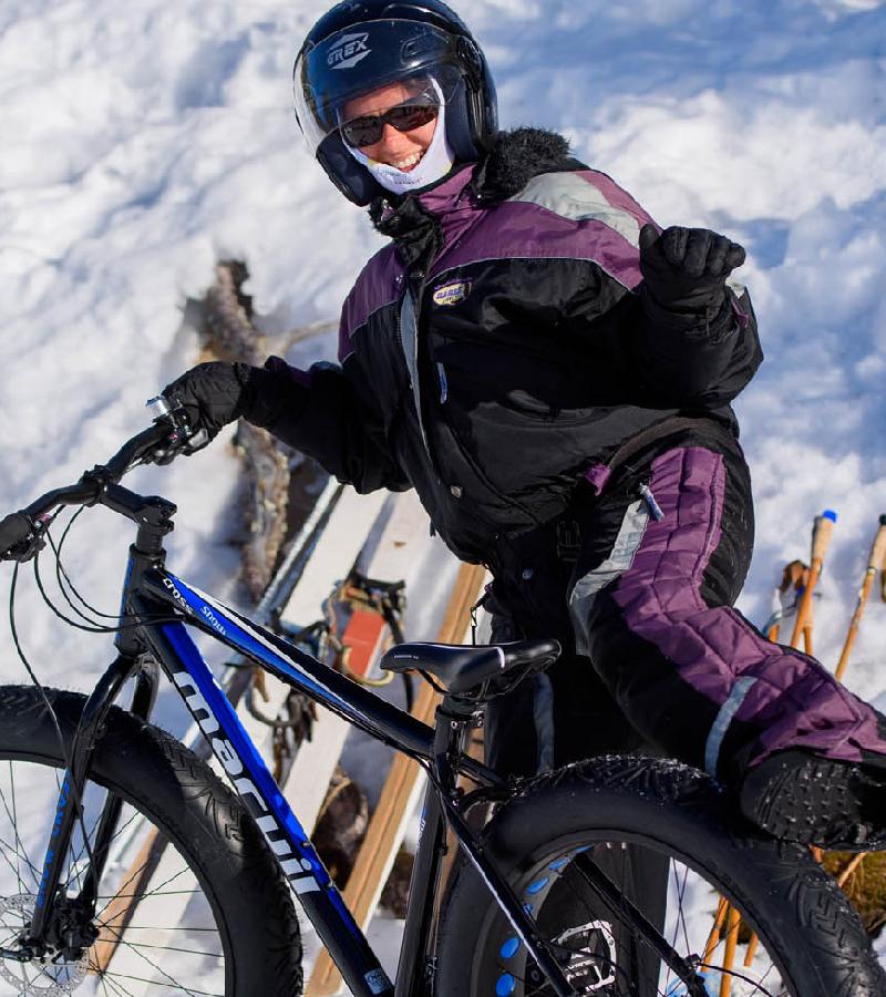 Cykel-package
